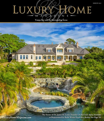 Tampa Bay Luxury Homes Magazine Small House Interior