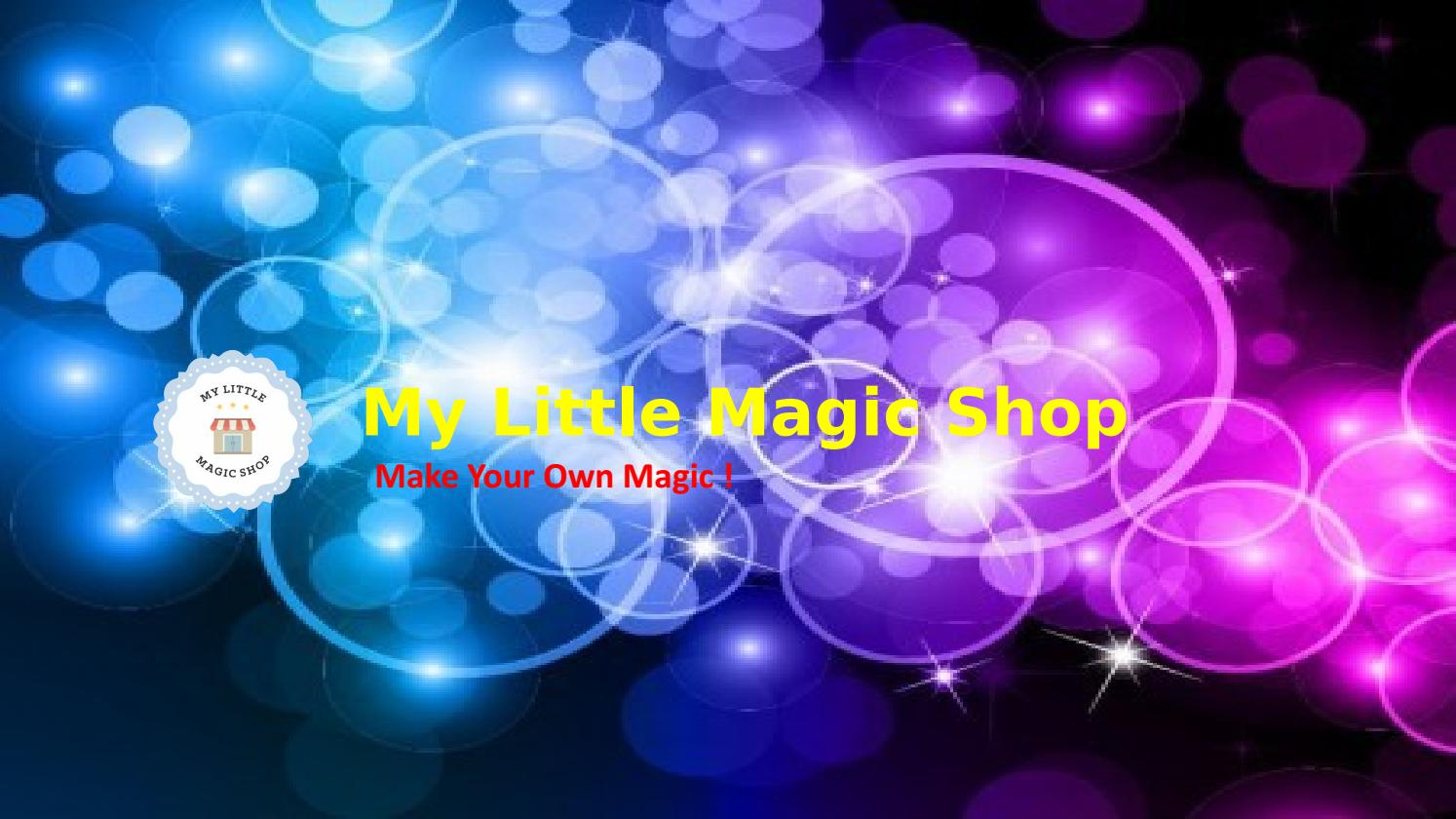 Motivational Spell Kit-My Little Magic Shop by agreed aslam - issuu