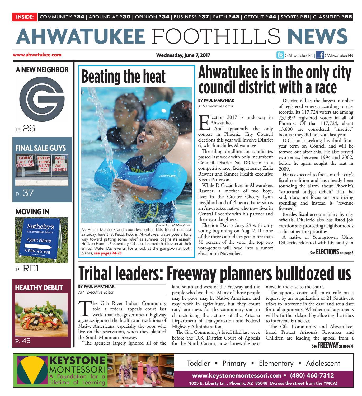 c9c6599c16 Ahwatukee Foothills News - June 7