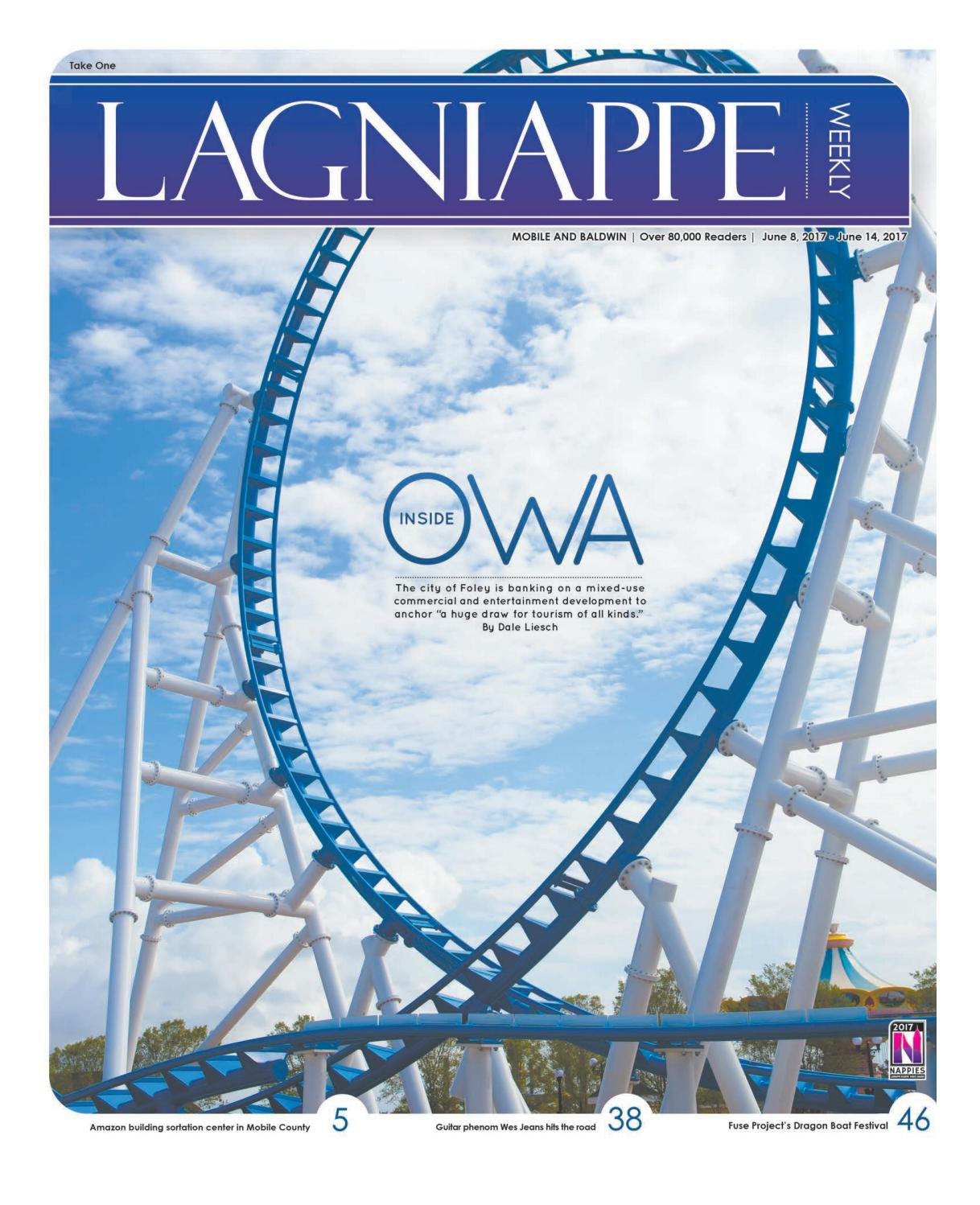 c29f42f6a8e9b Lagniappe: June 8 - 14, 2017 by Lagniappe - issuu