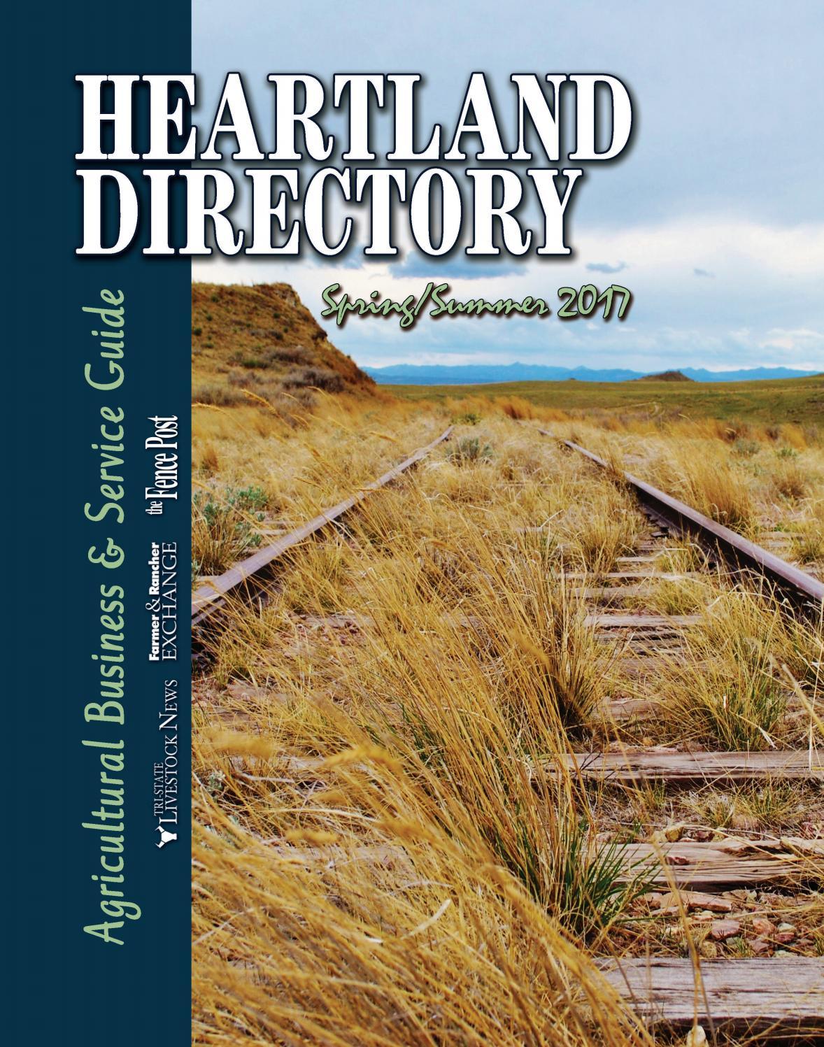 Heartland Spring 2017 by The Greeley Publishing Company - issuu