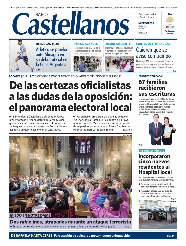 Diario Castellanos 07 06 by Diario Castellanos - issuu