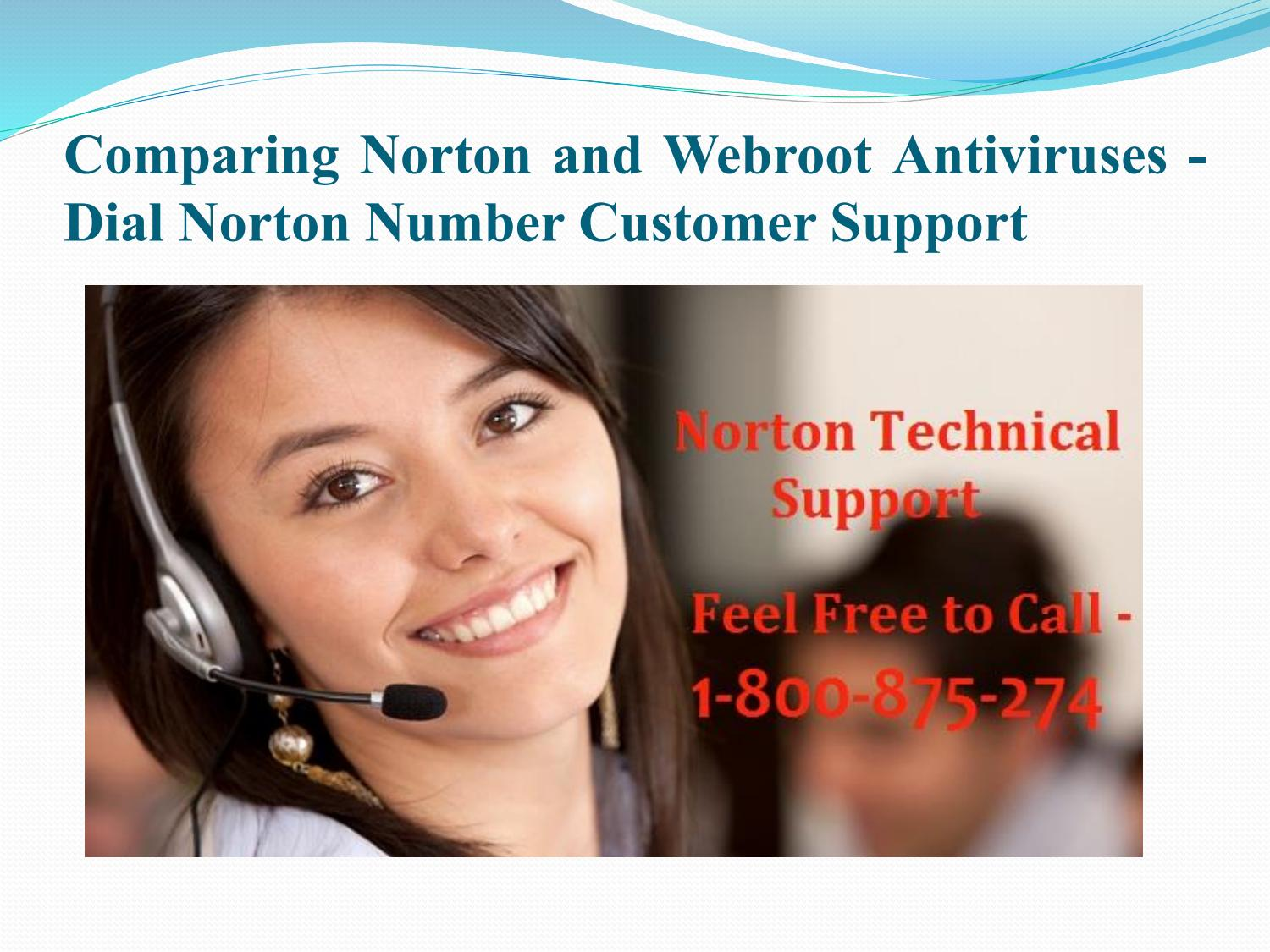 Comparing norton and webroot antiviruses by Isabel Grasby