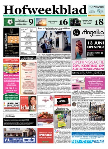 cb7e6f1ce7c Hofweekblad week 23 17 by Regionale Uitgeversgroep - issuu