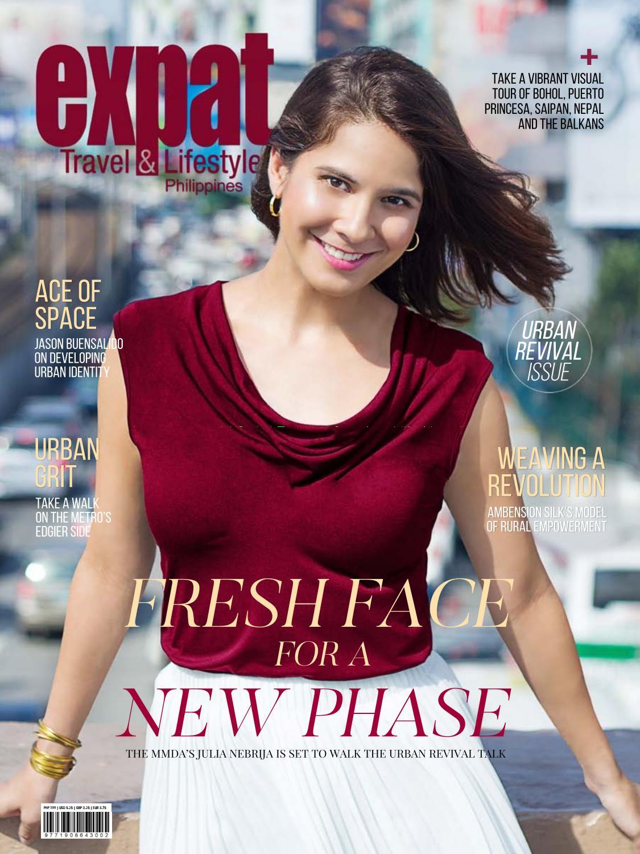 expat travel & lifestyle magazine: urban revival issueexpat