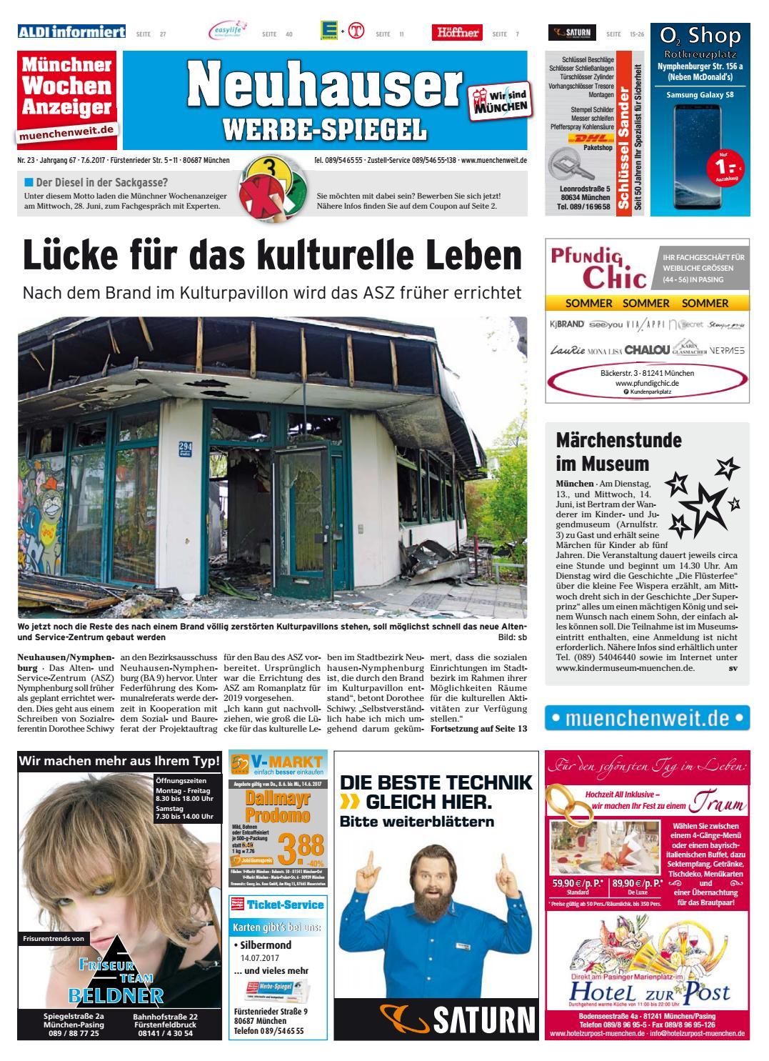 KW 23 2017 by Wochenanzeiger Medien GmbH issuu