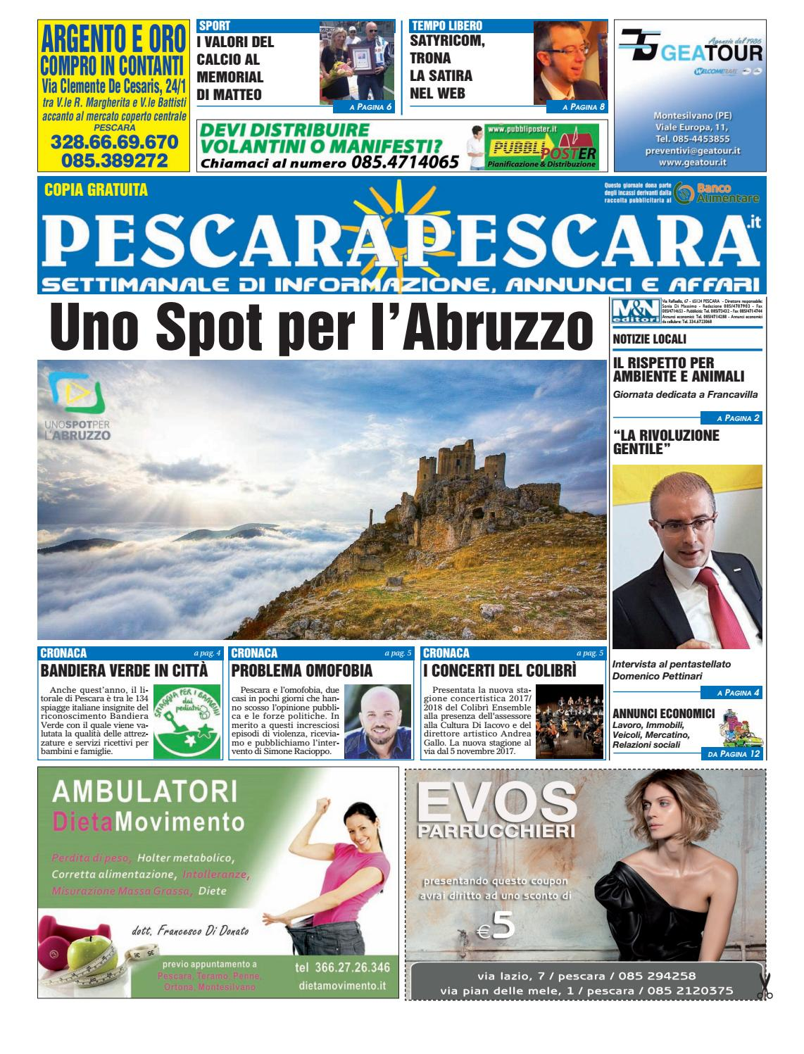 9ca9c7ffa6 PescaraPescara n. 22 del 07-06-2017 by PescaraPescara - issuu