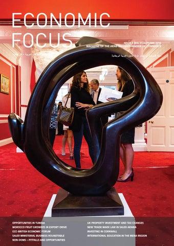 Economic Focus 13 By Distinctive Publishing