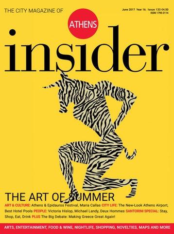 49725b0fa2b Insider 133 June 2017 by Insider Publications - issuu