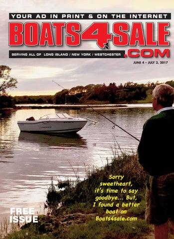 June 3, 2017 boats 4 sale magazine by Boats4Sale com Media