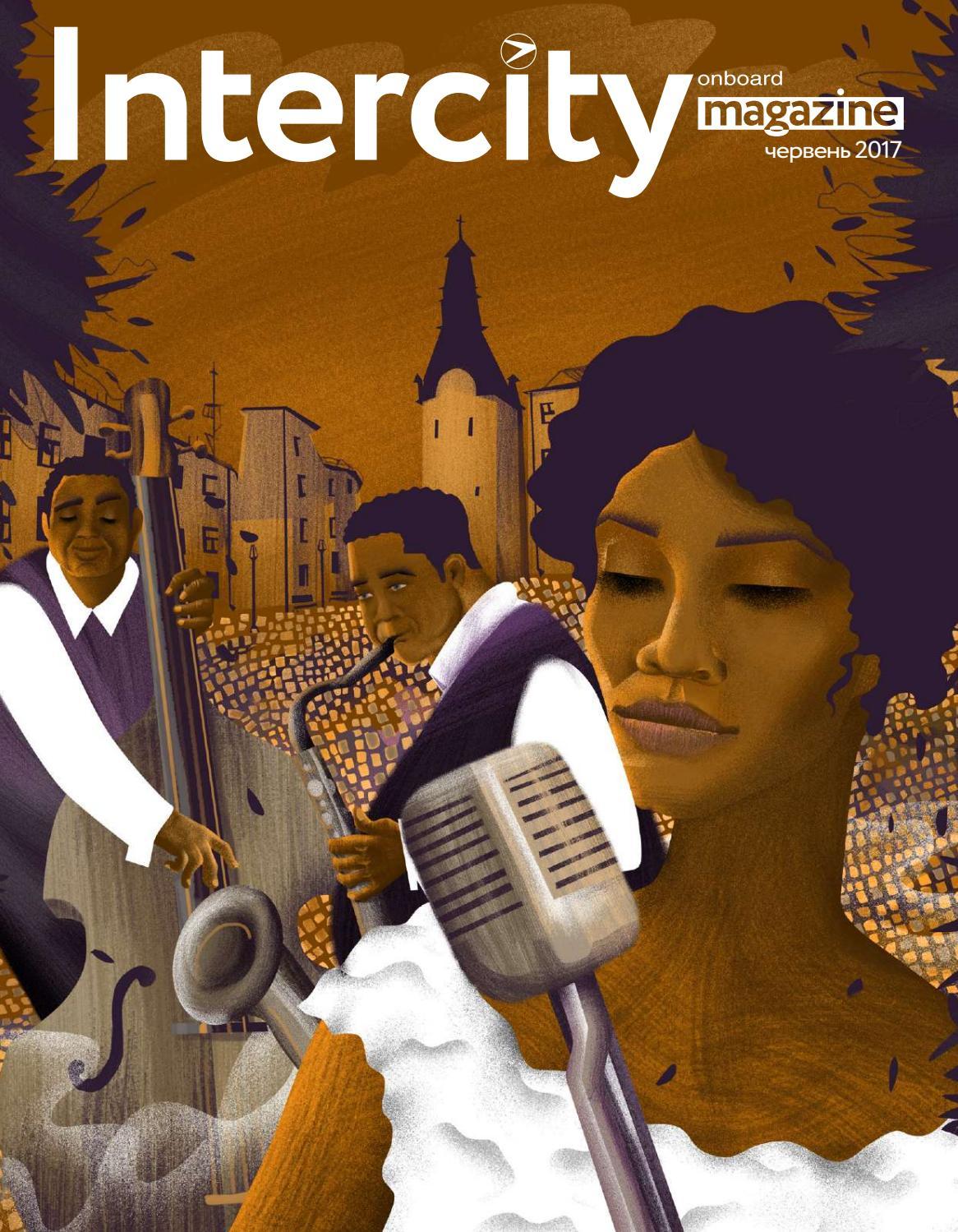 2c320518e0487b Intercity onboard magazine червень/2017 by ICOM - issuu