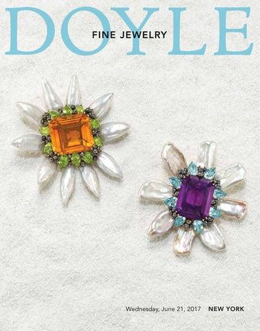 ca5ae744faa Fine Jewelry - 6.7.17 by Doyle - issuu