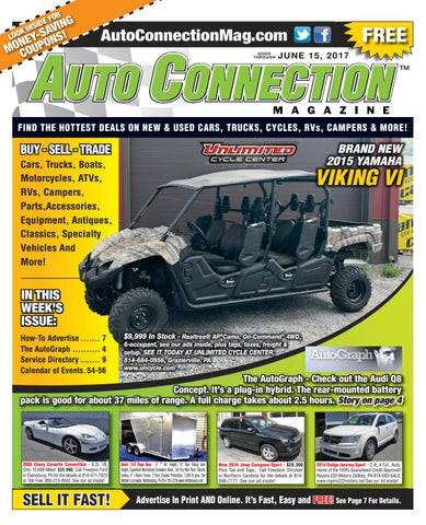 aa2df52fae5 06-15-17 Auto Connection Magazine by Auto Connection Magazine - issuu
