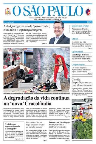 O SÃO PAULO - 3153 by jornal O SAO PAULO - issuu b59cb083ce43a