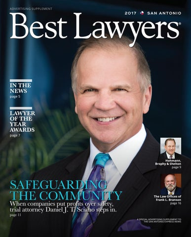 Best Lawyers In Texas 2017 Austin San Antonio Edition By Best Lawyers Issuu