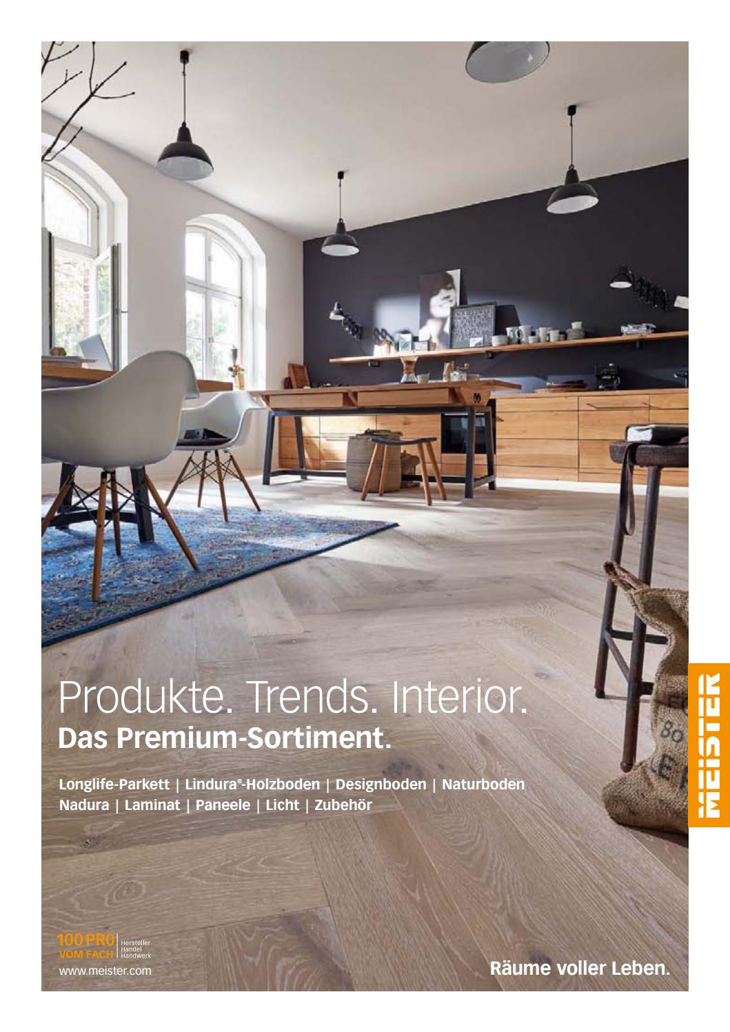 Meister | Produkte. Trends. Interior. By HolzLand Köster   Issuu