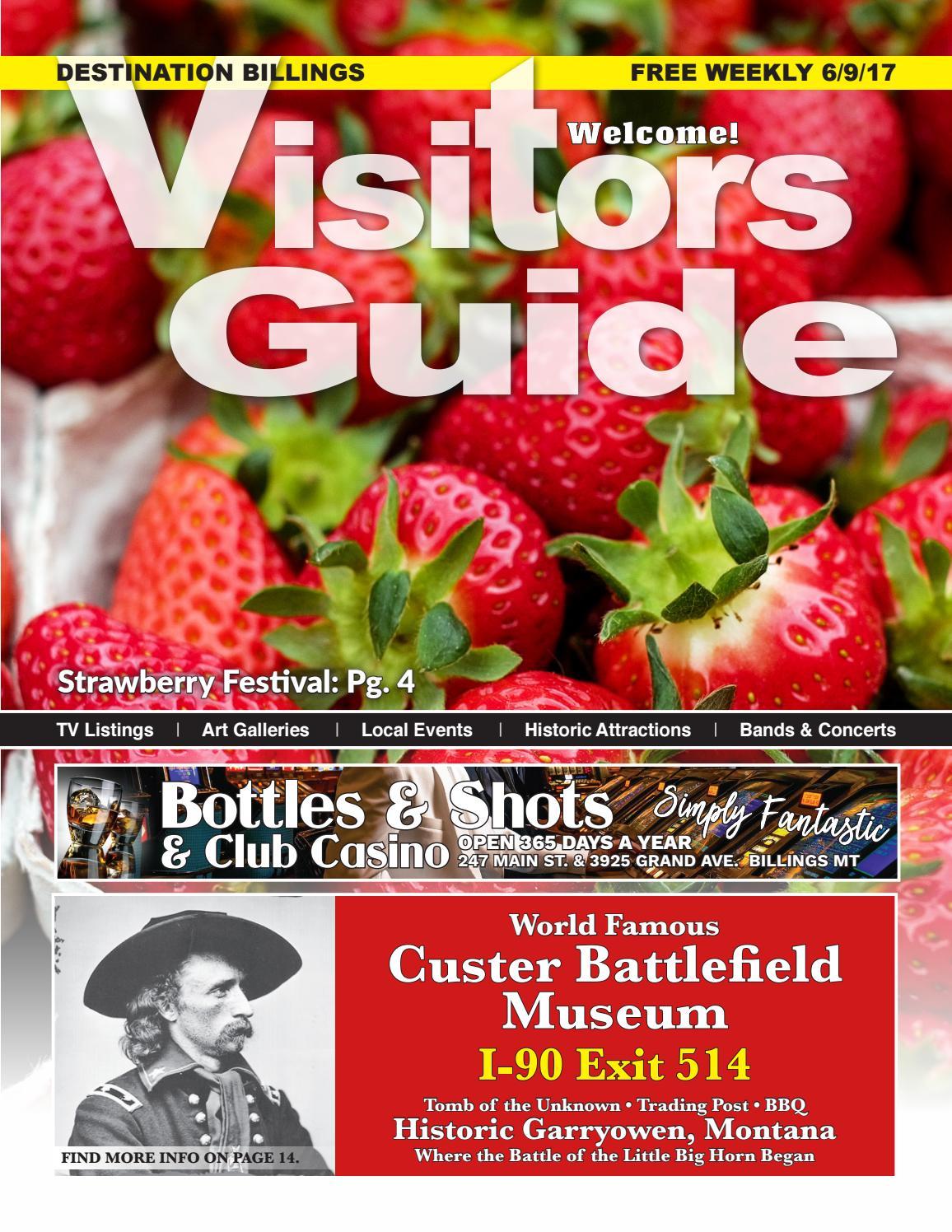 Welcome! Visitors Guide 17-6-9 by Welcome! Visitors Guide