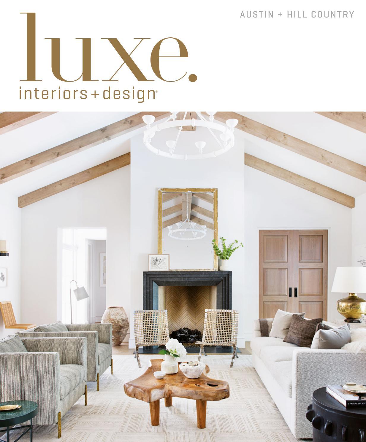 Luxe Magazine July/August 2017 Austin by SANDOW® - issuu