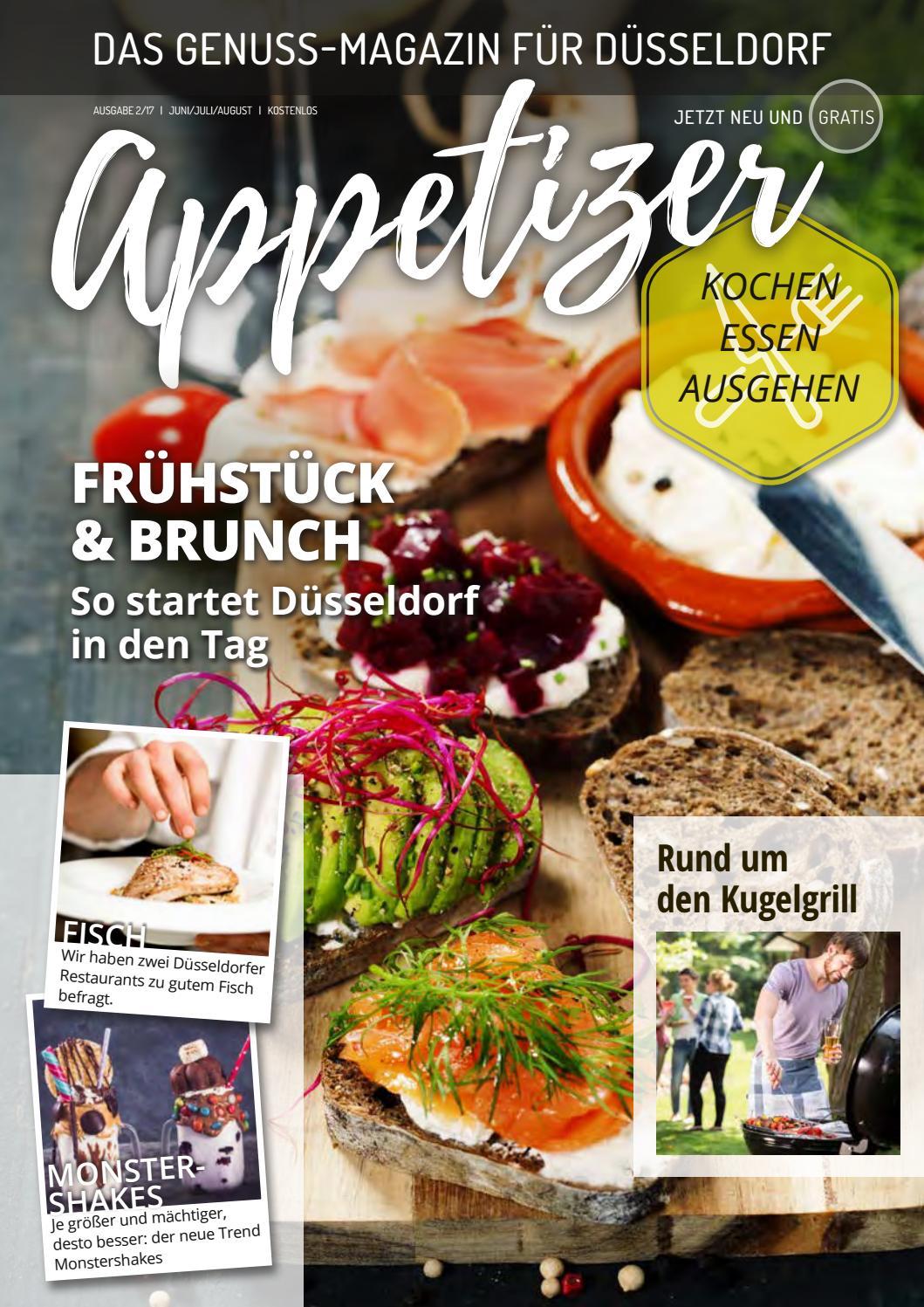 Appetizer 2/17 - Das Genuss-Magazin für Düsseldorf by Textquartier ...