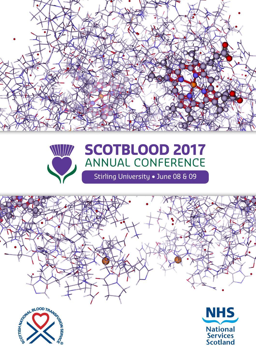 Scotblood 2017 by Gareth Neil Design - issuu