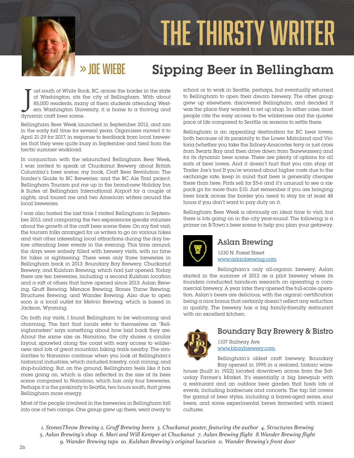 What\'s Brewing Summer 2017 by What\'s Brewing BC - issuu
