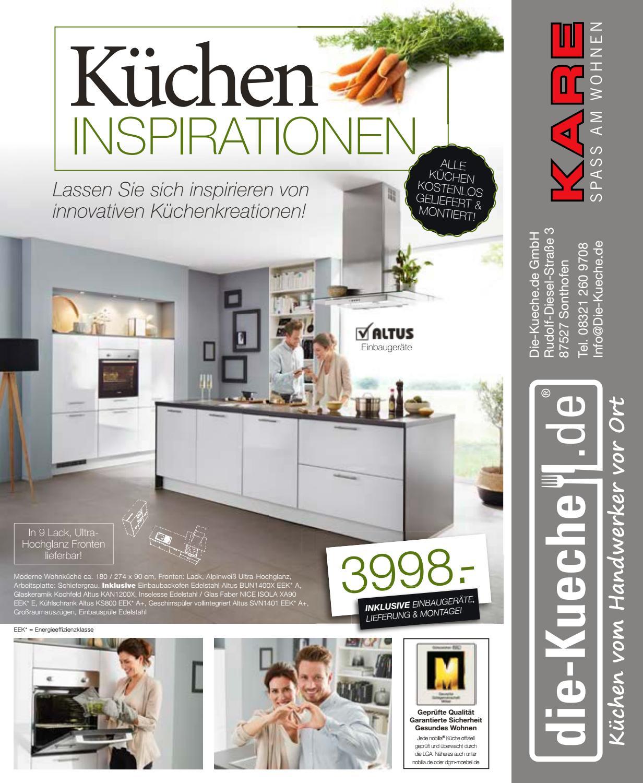 die küche sonthofen kuechen inspiration bye die by exclusives