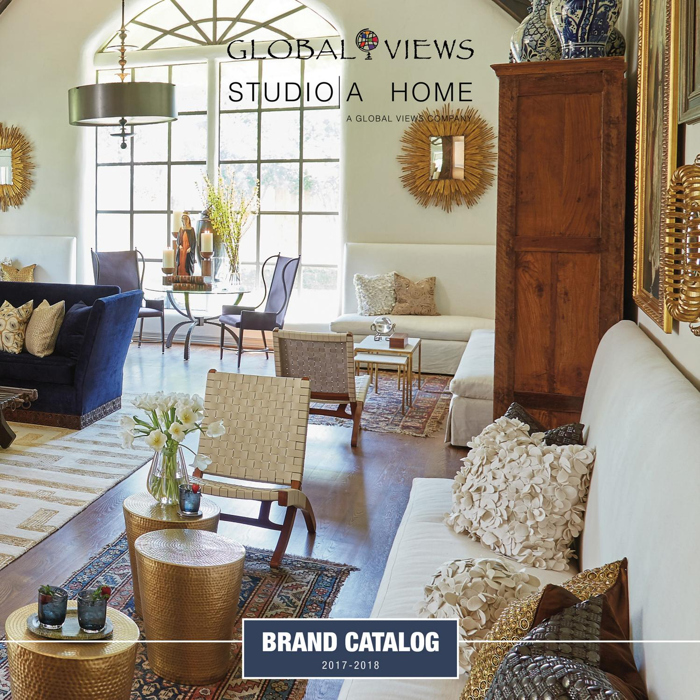Outstanding 2017 Global Views Studio A Home Summer Brand Catalog By Frankydiablos Diy Chair Ideas Frankydiabloscom