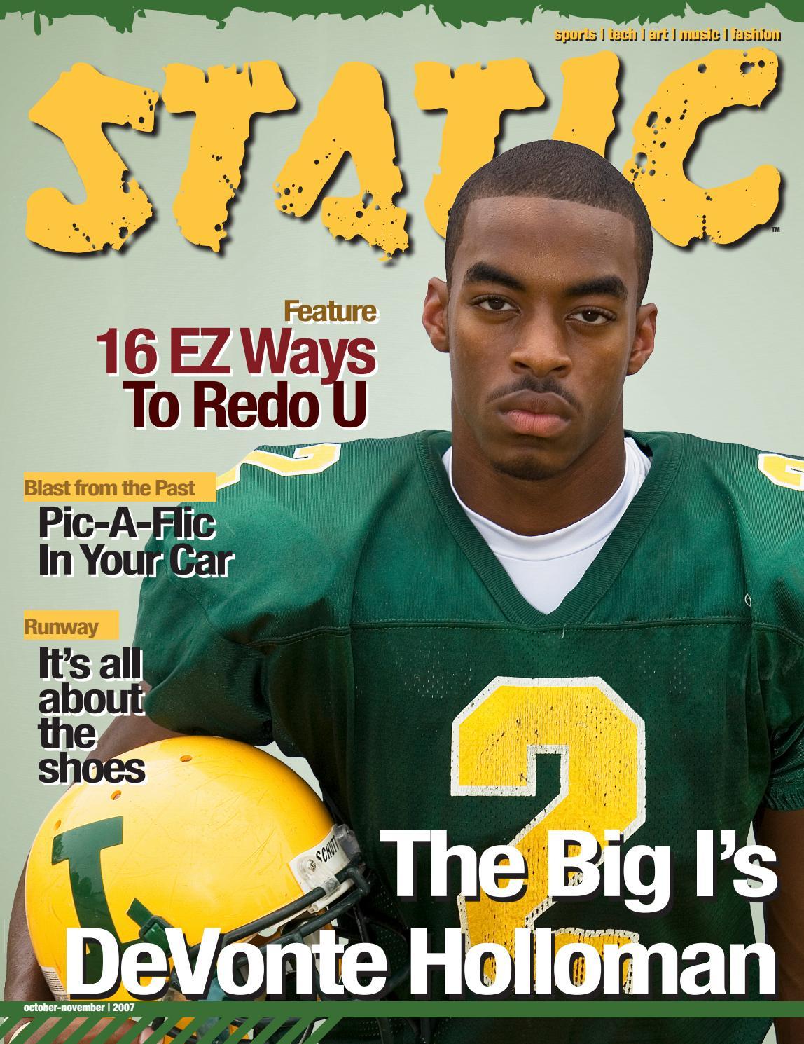 Static magazine