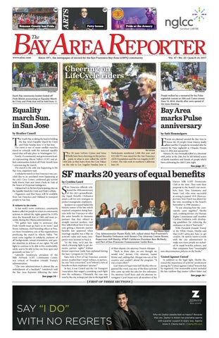 24ce471607ab64 June 8, 2017 Edition of the Bay Area Reporter by Bay Area Reporter ...