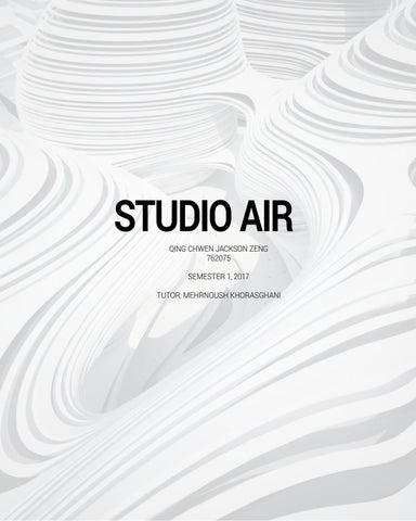 Architecture Studio Air