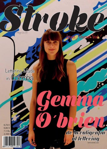 magazine cover fonts