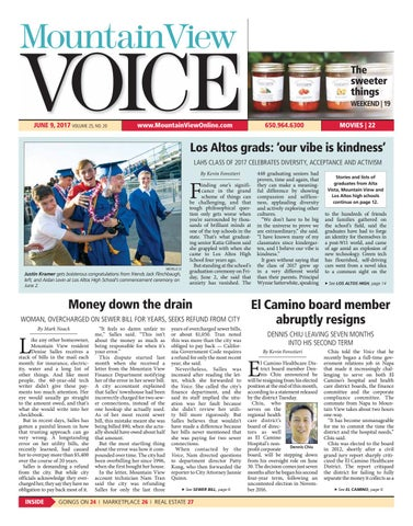 Mountain View Voice June 9, 2017 by Mountain View Voice - issuu