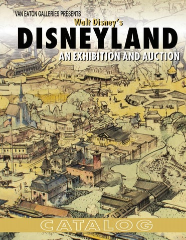 Walt disneys disneyland by van eaton galleries issuu page 1 freerunsca