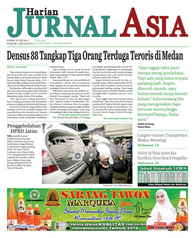 Harian Jurnal Asia Edisi Kamis a7760618a5
