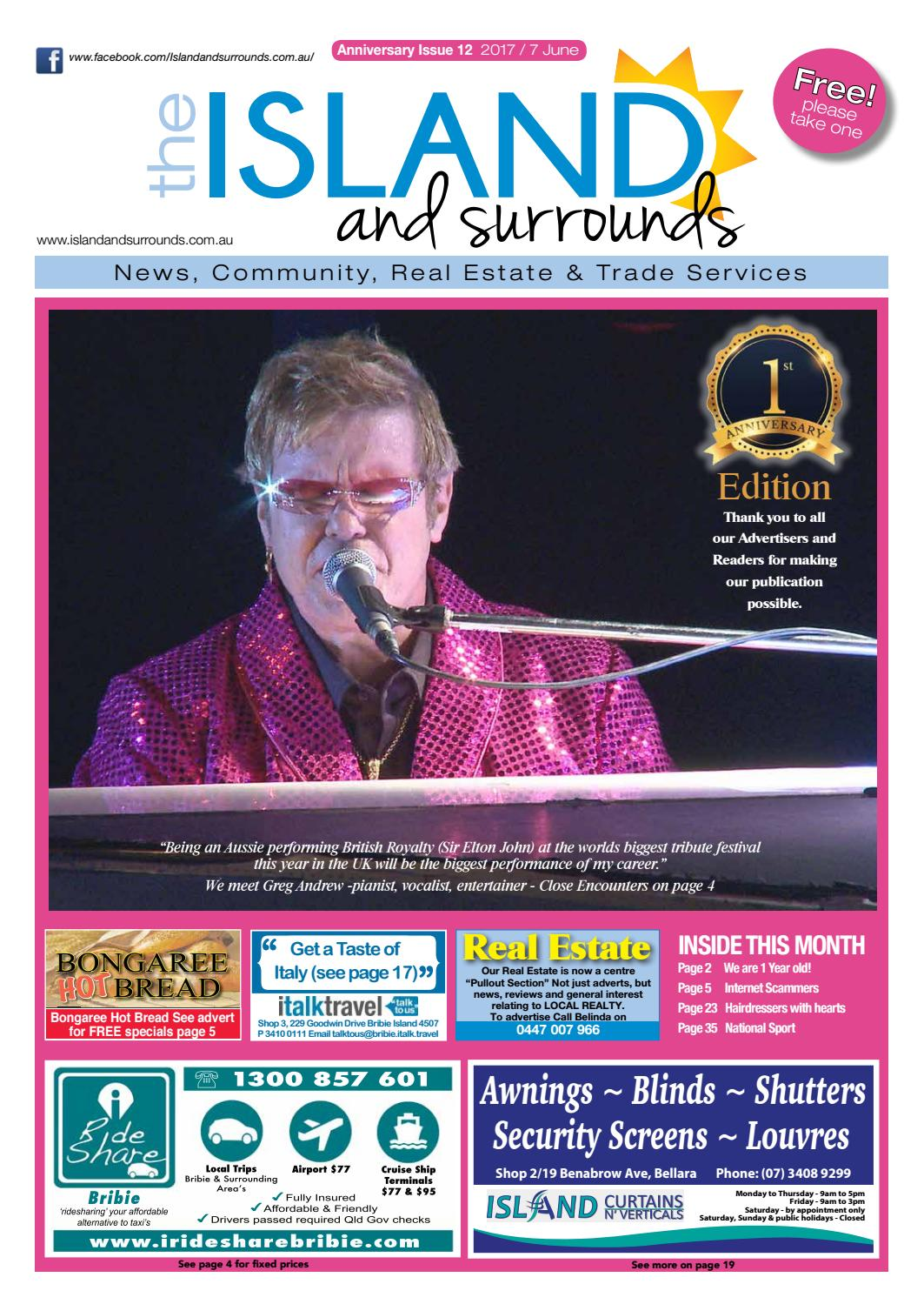 island and surrounds community newspaper issue 12 by island and surrounds issuu