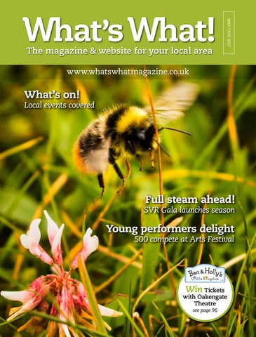 What's What May/June by What's What Magazine - issuu