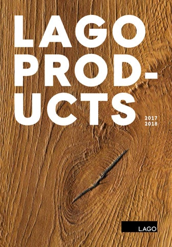 Lago Products 2017 2018 By Lago S P A Issuu