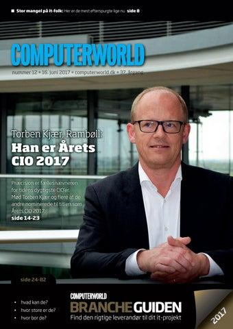 8f9ce0142 Computerworld nr 12, 2017 - Brancheguiden by Computerworld A/S - issuu