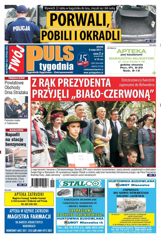 50e539619c1341 Twój Puls Tygodnia - nr 748 - 9 maja 2017 r. by Puls Tygodnia - issuu