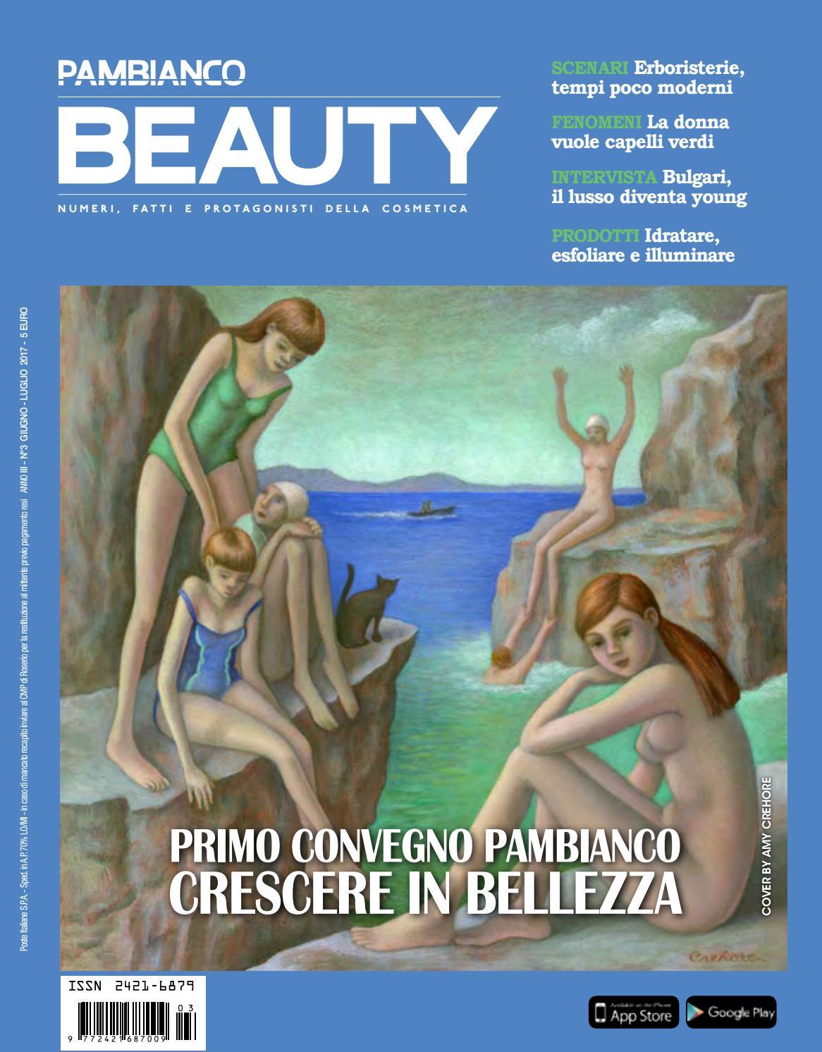 5662b0fb4fc8 Pambianco Beauty N3 2017 by Pambianconews - issuu