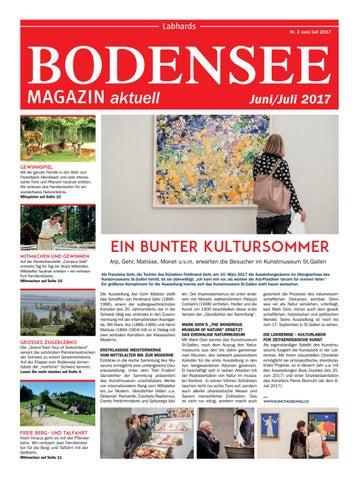 kosten charm heißes Produkt wie man kauft Bodensee Magazin aktuell 03/2017 by Labhard Medien - issuu