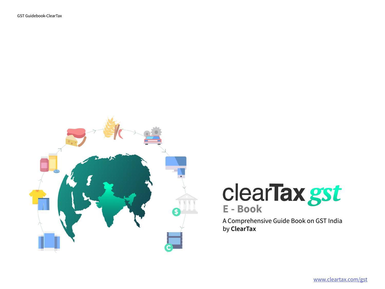 Gst book online download free gst pdf ebook from cleartax by gst book online download free gst pdf ebook from cleartax by masoom sekhar sahoo issuu fandeluxe Images