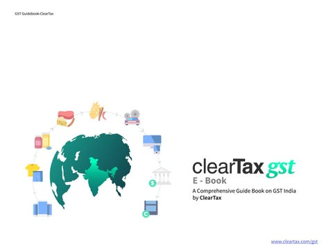 Gst book online download free gst pdf ebook from cleartax by page 1 fandeluxe Image collections