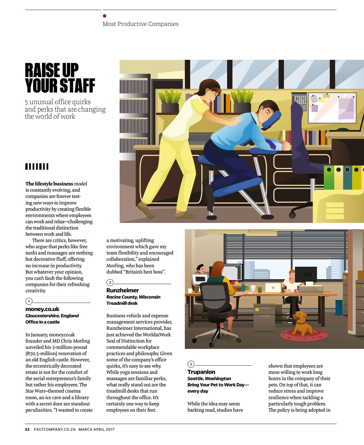 Fast Company SA - March/April 2017 Issue 24 by Fast Company
