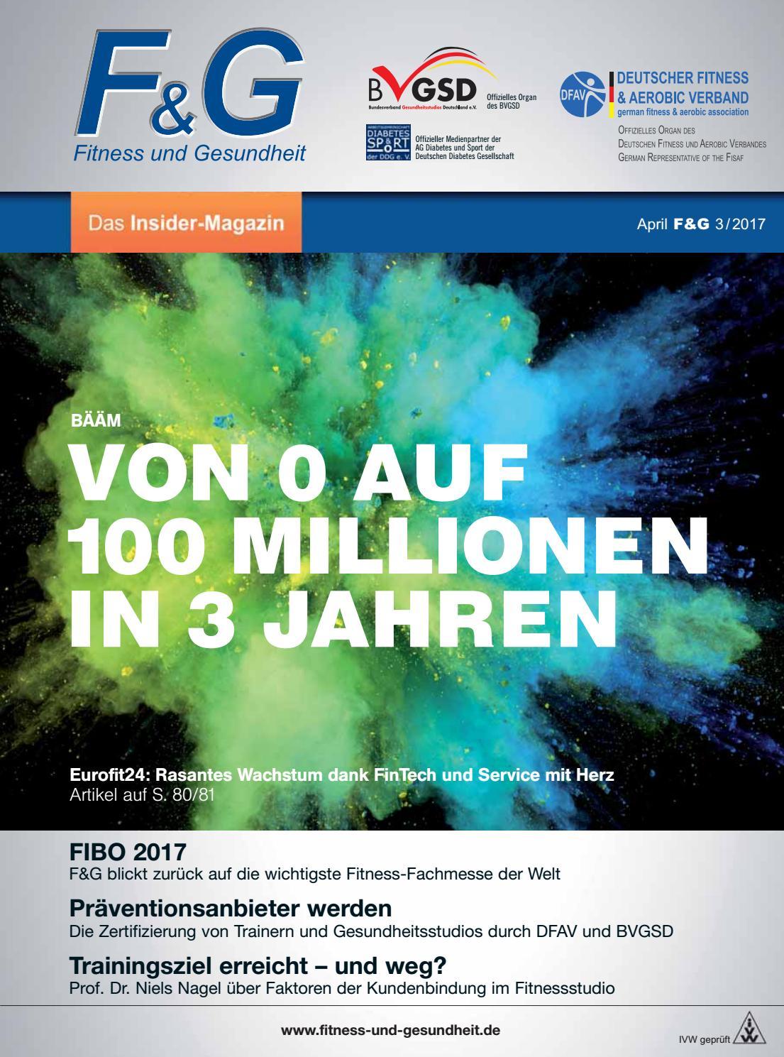 Fitness & Gesundheit - Magazin 3-17 by Media Verlag Celle GmbH & Co ...