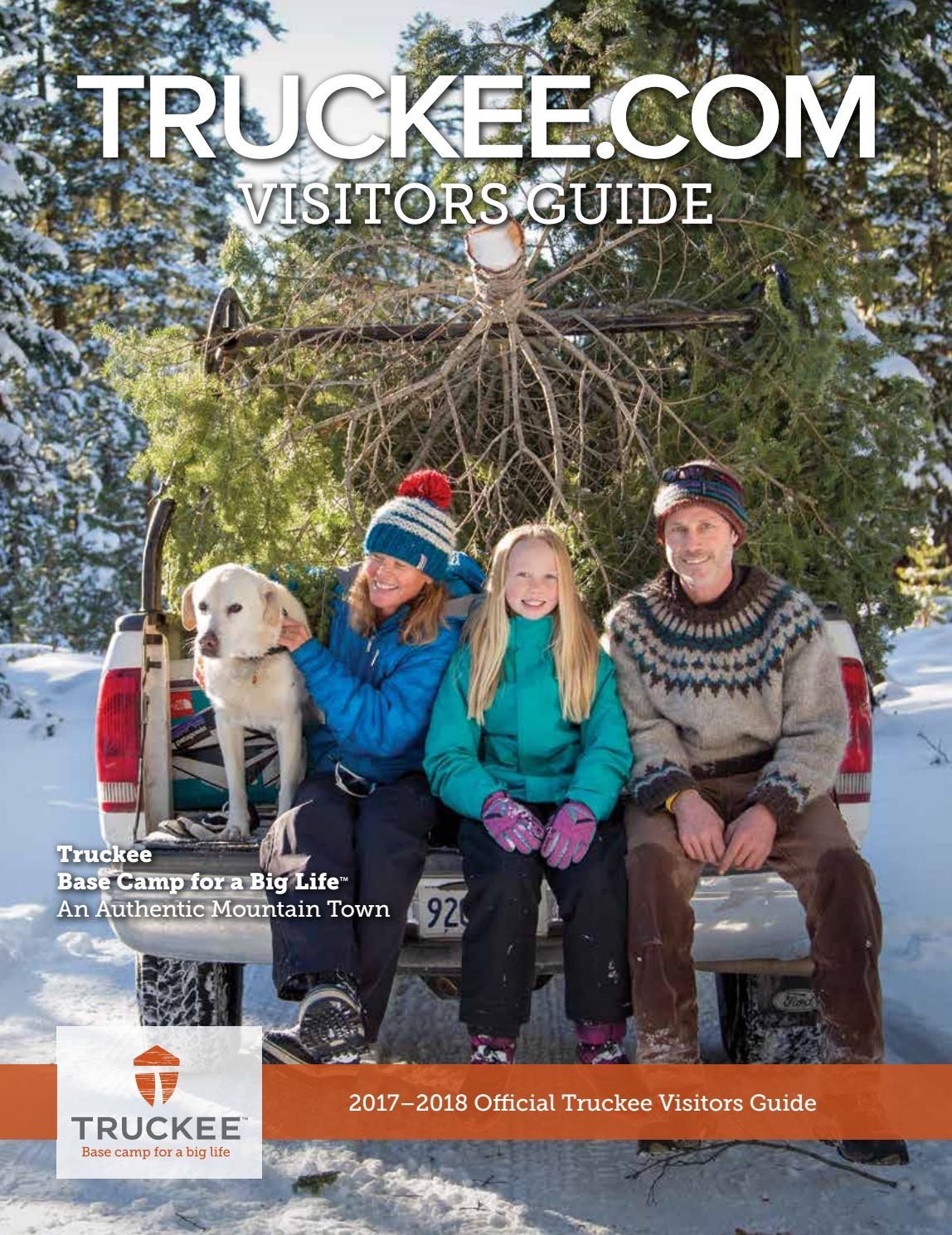 d0f0aebcc27f7c 2017 Truckee.com winter visitor guide by Just Imagine Marketing and ...