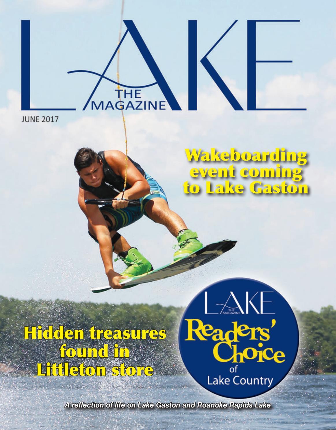 Lake magazine june 2017 by Wick Communications - issuu