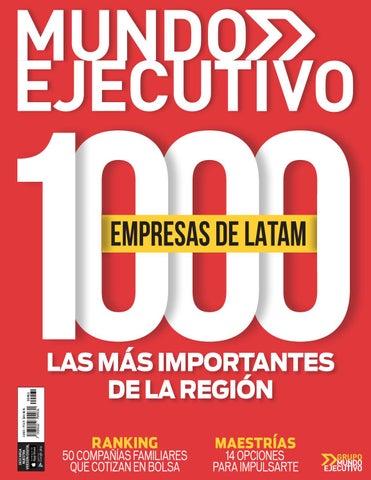 1e27c273bd090 Mundo Ejecutivo junio 2017 by Grupo Internacional Editorial - issuu