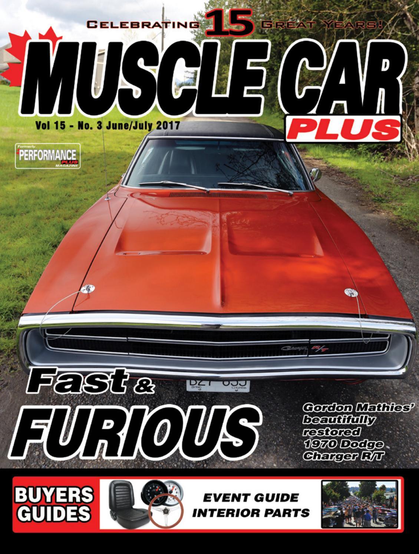 muscle-car-plus-june-july-2017-issuu by RPM Canada - issuu