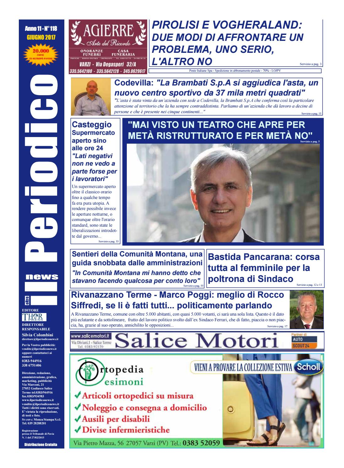 Il Periodico News - GIUGNO 2017 N°118 43ea675d1c72